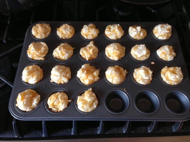 Gluten Free Cheese Muffins