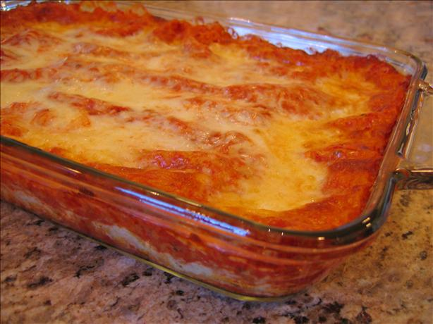 "Mueller's Quick ""no Boil"" Cheesy Lasagna"