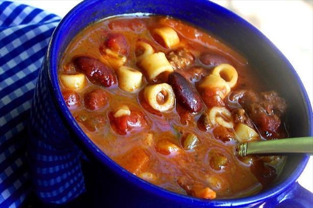 Quick Pasta E Fagioli - Olive Garden