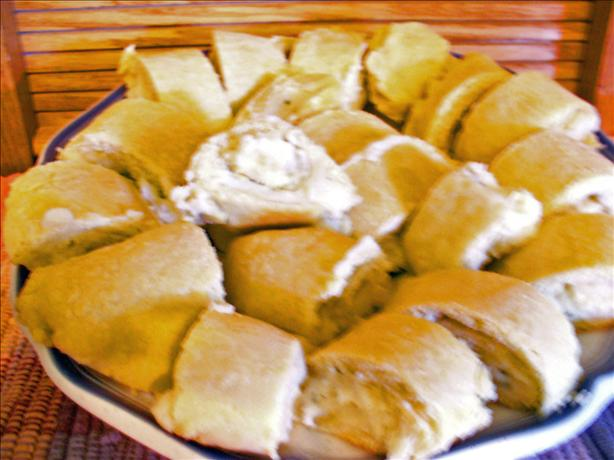 Jelly Roll Knishes With Rice or Potato Filling