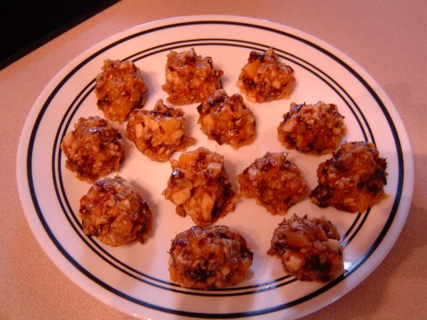Charosets (Grandpa's Recipe)