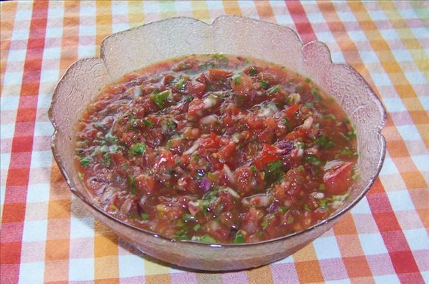 Salsa/Pico De Gallo II