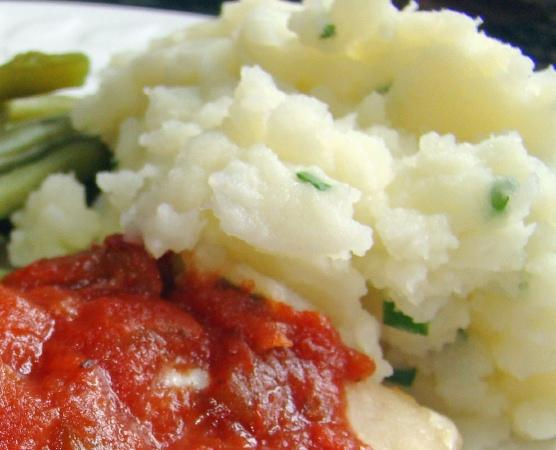 Chive Mashed Potatoes