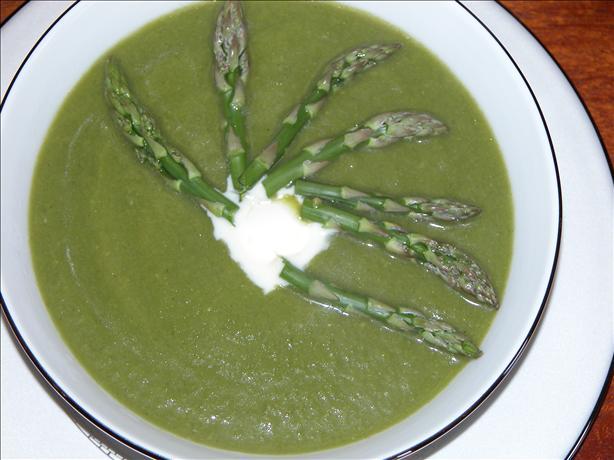 Cuisinart Asparagus Soup