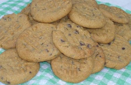 Bero Chocolate Chip Cookies