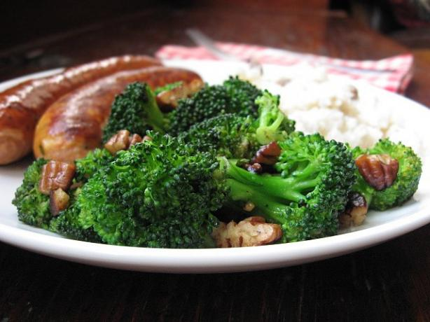 Pecan Broccoli
