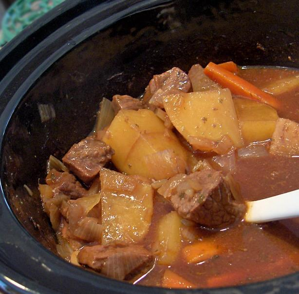 Glens of Antrim Irish Stew