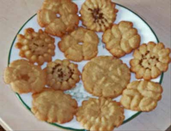 Danish Cookies (Press Cookies)