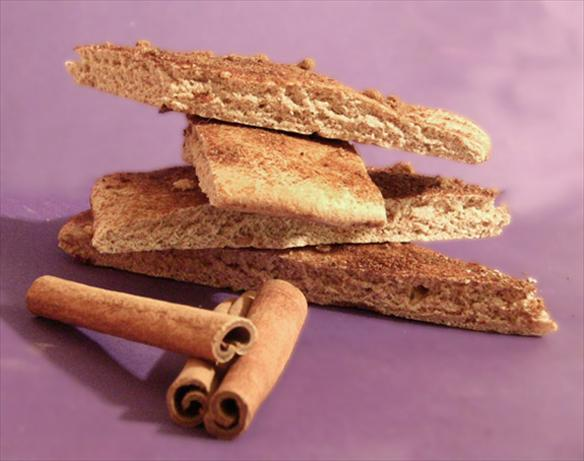 Cinnamon Flat Bread