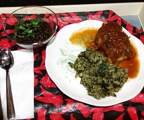 Picante Pork Chops