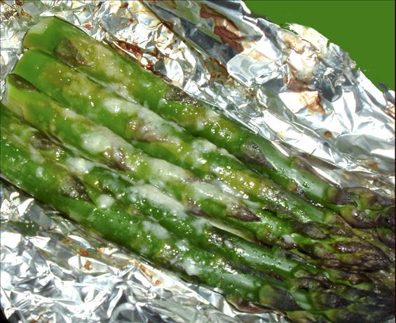 Favorite Baked Asparagus