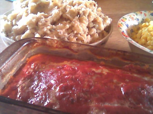 Sunday Meatloaf