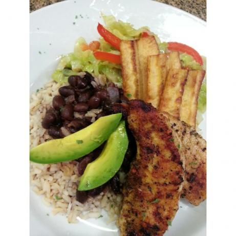 Belizean Traditional Beans and Rice