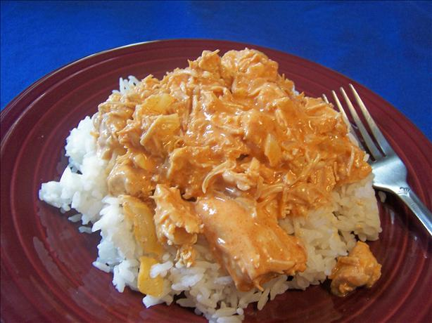 Quick and Light Chicken Paprikash