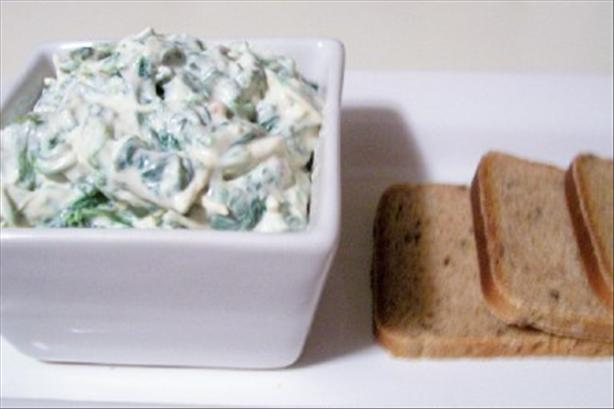 A New Spinach Dip