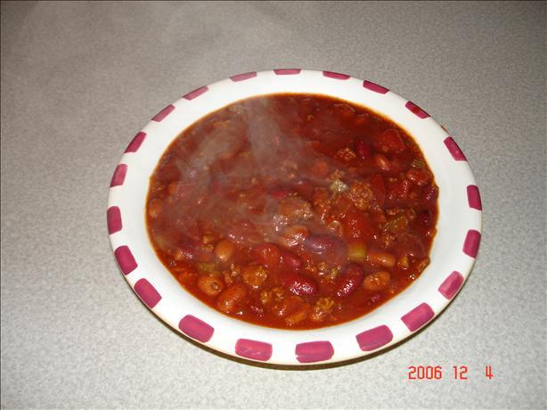 Uncle Bob's Chili