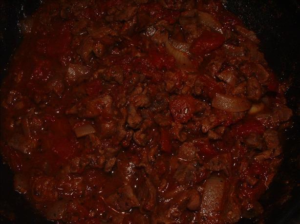 Sicilian Beef