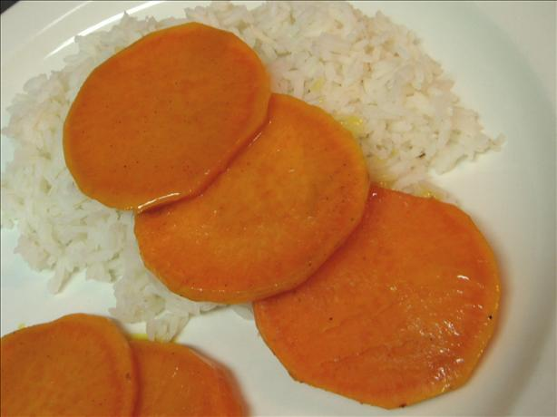 The Healthiest Sweet Potato Curry