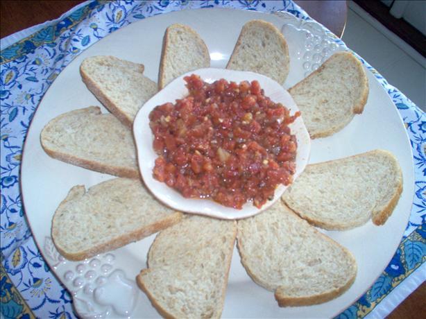 Tomatenconcasse (Tomato Concasse)