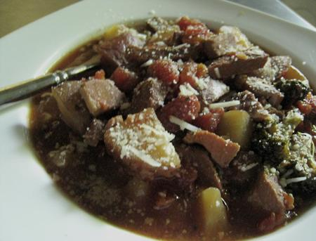 Country Pork Soup