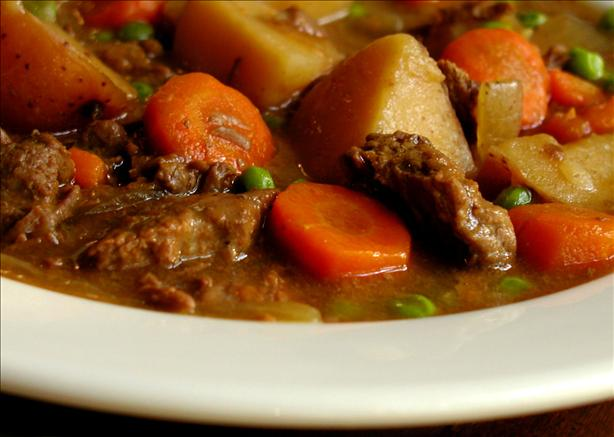 Greenview's Beef Stew
