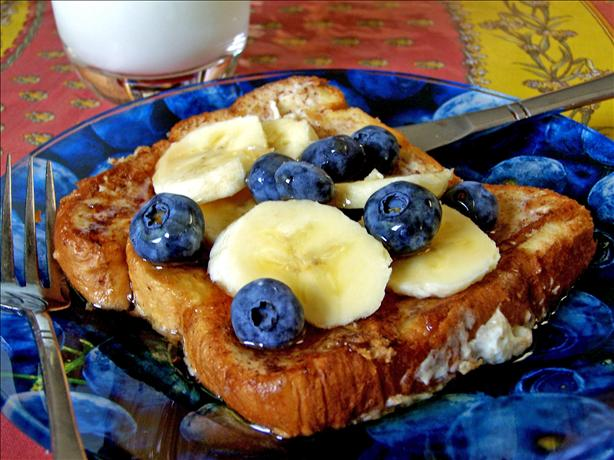 Snooty Modern French Toast