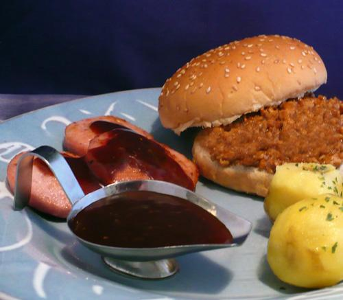 Master Class Barbecue Sauce