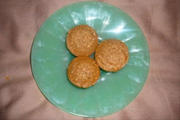 Easy Fruity Bran Muffins