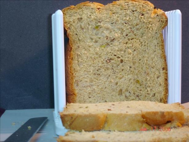 Chile Bread (Bread Machine)
