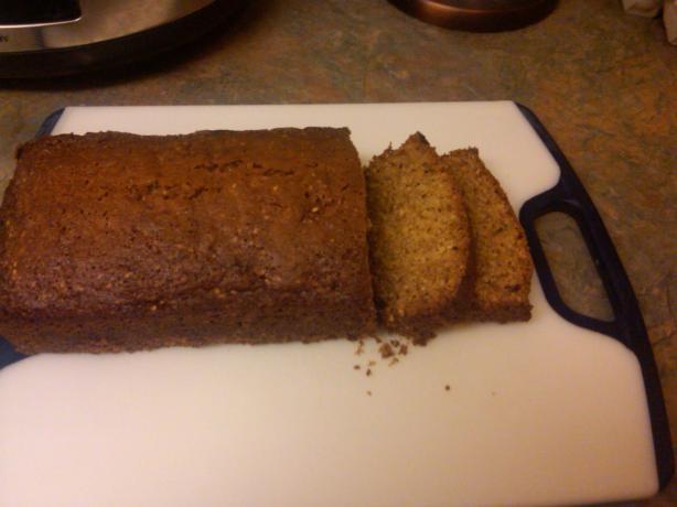 Sandy's Zucchini Bread