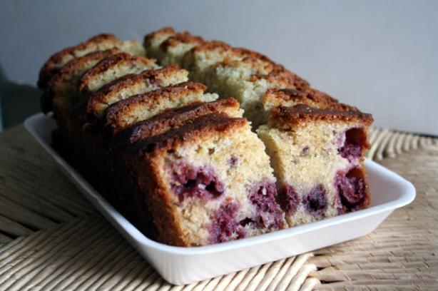 Very Berry Lemon Cake