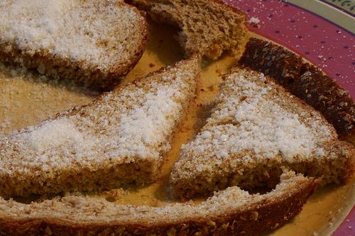 Shape Toast