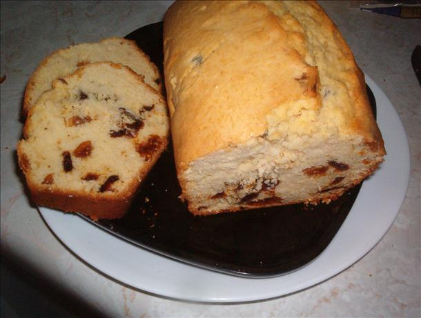 Eggnog Bread With Fruit