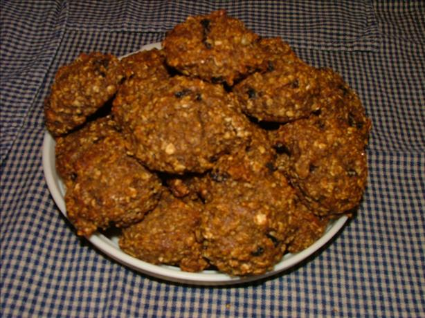 Fantabulous Oatmeal Applesauce Cookies