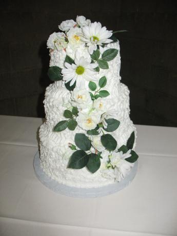 Wedding Cake Frosting