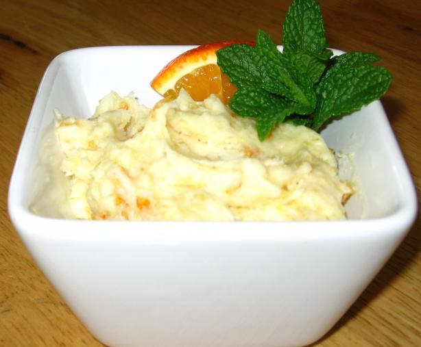 Marmalade Butter