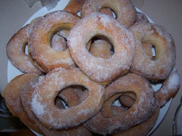 Gigi's Oven Baked Doughnuts