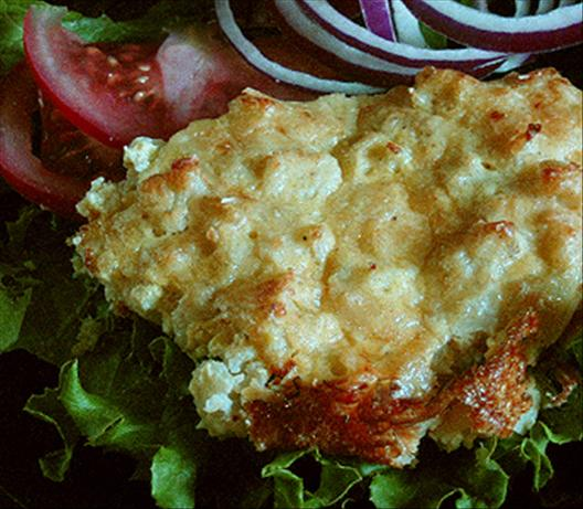 La Masias Cauliflower Souffle