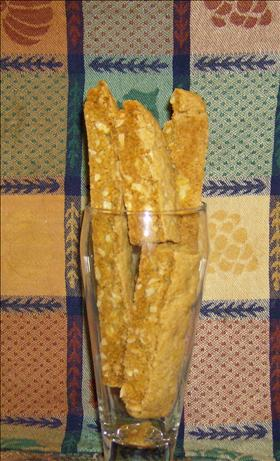 Absolutely Amazing Almond Biscotti