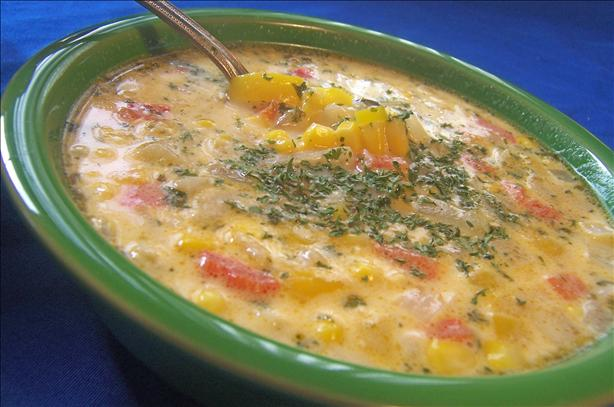 Golden Corn Soup