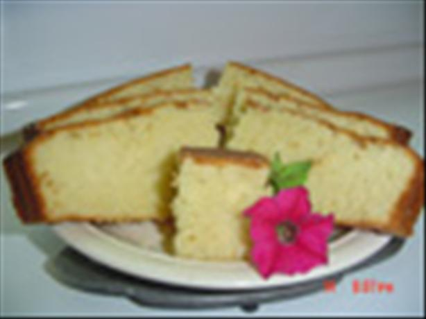 Low Fat Yellow Cake (Kosher-Dairy)