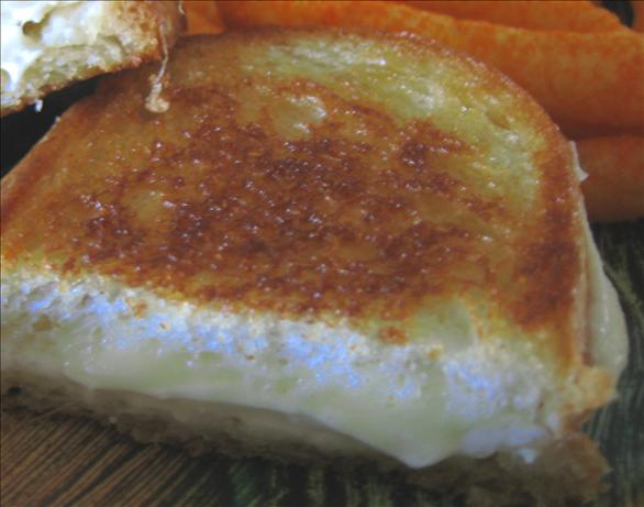 Ooey Gooey Grilled Cheese