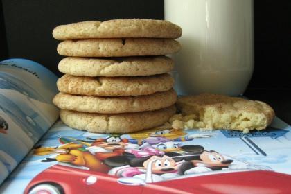 Disneyland Snickerdoodles