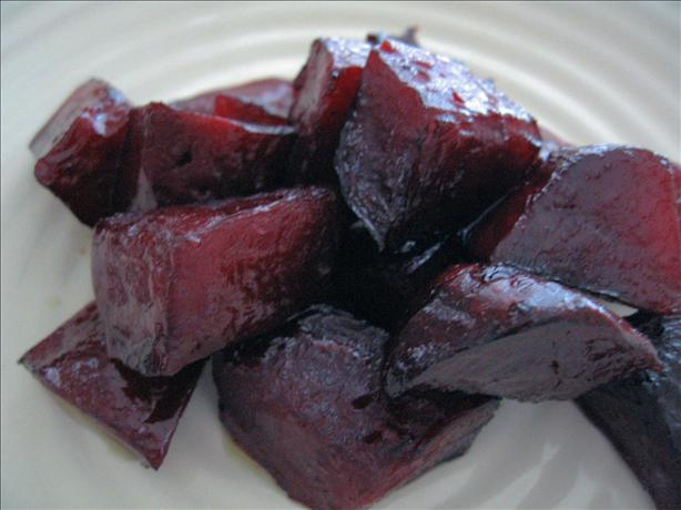 Roasted Balsamic Beets
