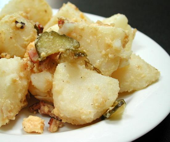 Liz's German Potato Salad