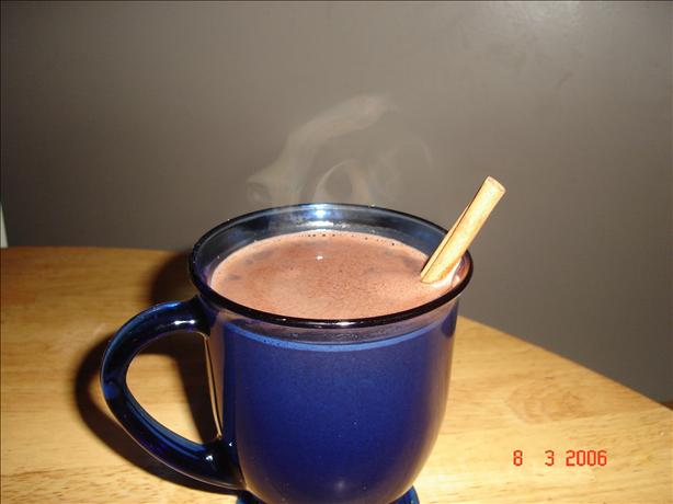 Low Carb, Low Sugar Hot Cocoa