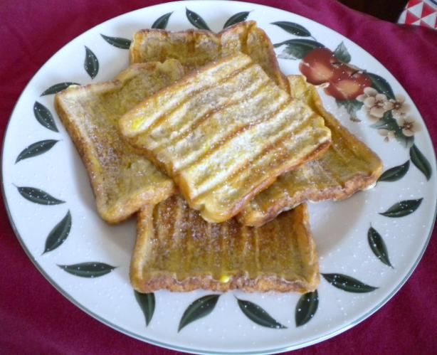Sugared French Toast