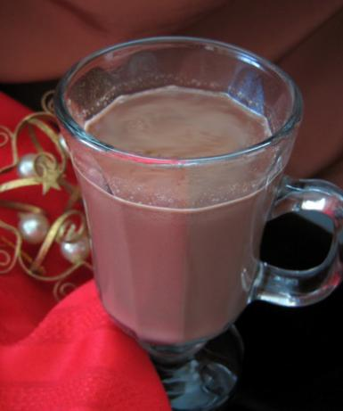 Dad's Special C-Mas Eve Hot Chocolate