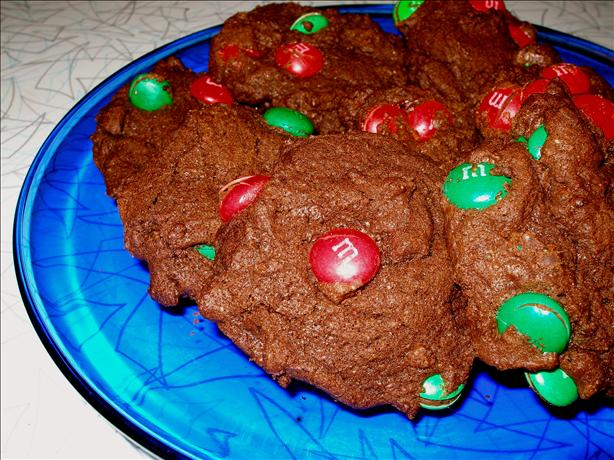 "Irresistible Chocolate ""whatever"" Cookies"
