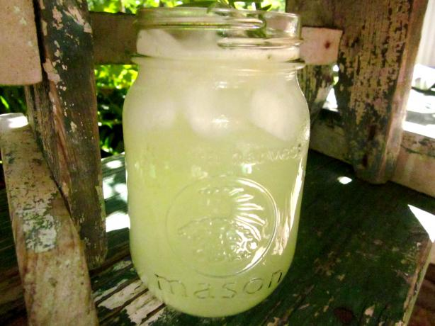 Lemonade Made With Stevia